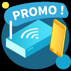 Promo forfait internet promo mobile