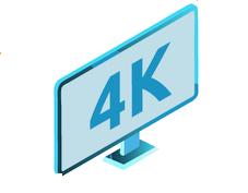 television 4K
